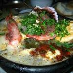 Si eres amante de los mariscos, esta paila marina es tu Plato