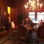 Photo de Engadine Inn & Cabins At Honey Hill
