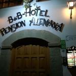 B&B-Hotel Pension Alemana Foto