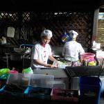 Inthira Vang Vieng Foto