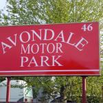 Sign of Motor Park
