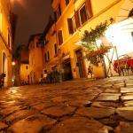 Centro storico Roma: Trastevere