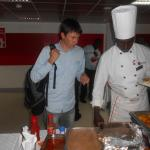 executive chef in airtel
