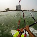 Hua Hin Kitesurfing Foto