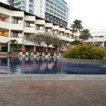 Отель Тропикана, бассейн