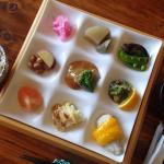 野菜料理 田の花の写真