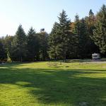 Stellplatz auf Campground
