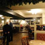 Bar dining