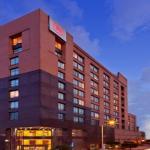 Sheraton Bogota Hotel visto desde Transmilenio