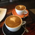 So tasty! Cappuccino!
