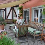 Photo de Hotel Hirsch