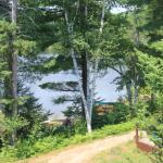 A view of our small lake - Spring Lake and beach