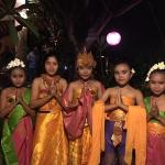 Local Balinese Dancers