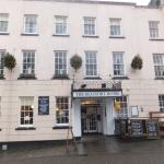 Centrally located Hotel close to Chepstow castle