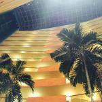 Impressive lobby area