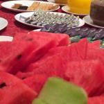 Desayuno Buffet completo