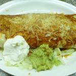 Asada Burrito...