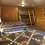 Bunk Room in 3 Bedroom Home