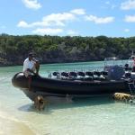 Speedboottours