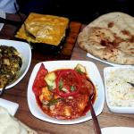 The food at Red Indigo is of a high quality & good value (14/Dec/15).