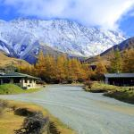 The only fully equipped campground and campervan park for the Mount Cook region