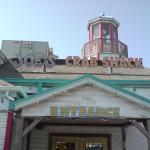 Joe's Crabshack Entrance