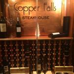 Photo de Copper Falls Steakhouse