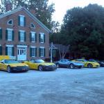 Car club outing