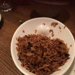 Cinnamon, cardamom and raisin rice