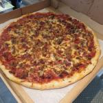 The Meat Pizza!