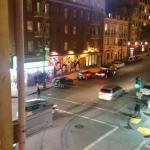Улицы вечером