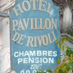 Hotel Label of 1920