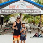 All the best fun - Kite board, Wake board, Skiing, Tube rides, Fishing, Spearfishing, Island hop