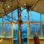 modern xmas tree