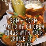 Wingman Wednesdays at Shaker and Company Euston