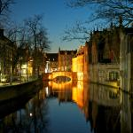 Bruges by night Free Walking Tour