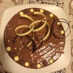 Rulos de chocolate
