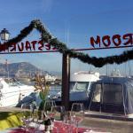 Restaurant Le PAcha à St Jean Cap Ferrat