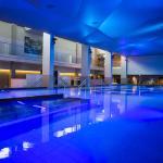 Bilde fra Wellness badet i 1. etasje. Foto: Jonas Meek Strømman