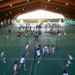 Pala Tennis : volley