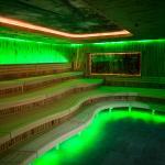 Tropisk sauna. Foto: Jonas Meek Strømman