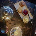 Scones and clotted creme reason enough to travel to England