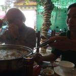 Vietnamese Hot-pot, with Thai in charge!