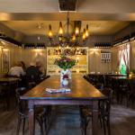 De Goojkamer, het restaurant