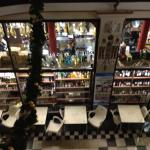 View of Restaurant on Ground Floor in Barton Arcade