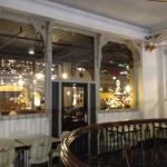View of Restaurant on first Floor in Barton Arcade