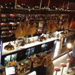 Ground floor bar/deli