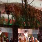 Stuffed tiger - full size too!