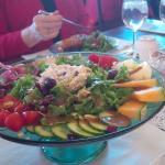 My lunch salad!