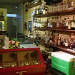 Whiskeys, Rums, Cigars.